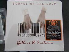 GILBERT O'SULLIVAN - SOUNDS OF THE LOOP (1991) - 2013 SALVO REMAS/EXP DIGIPAK CD