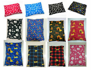 Dog Bed Pet Supplies Large Extra XL Size Zip Cover With Inner