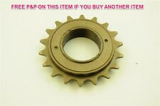 18 TEETH FREEWHEEL SPROCKET COG SINGLE SPEED BIKES ROADSTER ,FOLDERS, BMX KIDS