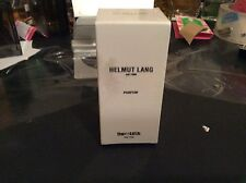 Rare Perfume Helmut Lang 0.6fl. oz 20 ml Pure Parfum Splash New in Sealed Box