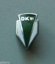 DKW Logo Abzeichen Brosche brooch badge emailliert original 1920er Jahre