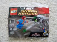 LEGO Marvel Superheroes - Spider-Man - 30305 Super Jumper - New & Sealed