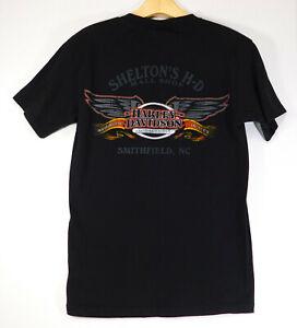 HARLEY DAVIDSON Motorcycles Smithfield NORTH CAROLINA TEE SHIRT T-Shirt SMALL