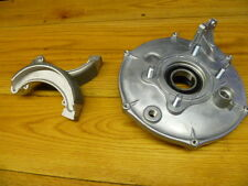 HONDA TRX 300 TRX300 FOURTRAX 4X4 4X2 REAR BRAKE DRUM BACKING PLATE & SHOES