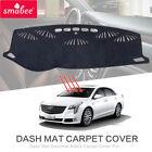 Dash Mat Dashmat for CADILLAC XTS Black Carpet Car Dashboard Sunscreen insulatio