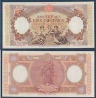 """REPUBBLICA ITALIANA 10.000 LIRE """"REP.MARINARE""""DEC.08/05/1948 RARO 3 STUPENDO  A."""
