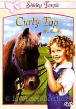 Curly Top (1935) - Shirley Temple, John Boles - DVD NEW