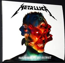 "Metallica ""Hardwired ... To Self-Destruct"" Two CD Set Blackened Recordings 2 CDs"