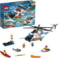 Lego City 60166 ☆ Elicottero Della Guardia Costiera ☆ ► NEW PERFECT ◄ MISB !!