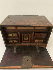 c. 17th century Travelling Box