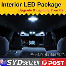 Interior SUV White LED Light Upgrade Bulb Kit Package For Mazda CX-9 2007-2012
