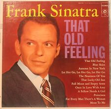 THAT OLD FEELING by Frank Sinatra CL902M [1956]