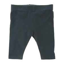 vertbaudet leggings noir  fille 6 mois