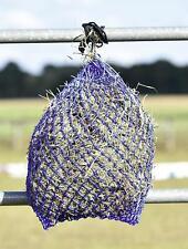 Heunetz LITTLE, kleine Fressöffnungen, kleines Netz für Shetty, Pony, royalblau