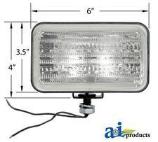 Universal Halogen Trapezoid Lamp Assembly 3 X 5  12V