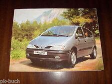 Betriebsanleitung / Handleiding / Instructieboekje Renault Megane ,Stand 1997