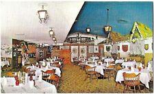 Alpine Village Inn Las Vegas Strip Business card 1963 Old restaurant Advertise z