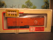 TRAIN MINIATURES HO SCALE #2003 40' DBL SHEATHED BOX CAR NEW YORK CENTRAL #82307
