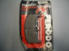 Ferodo Brake Pads, with Classic Motorcycle Part