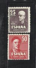 ESPAÑA. Año: 1947. Tema: FALLA Y ZULOAGA.