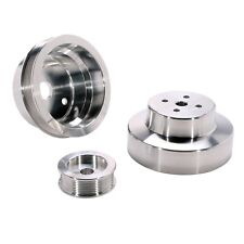BBK Performance 1603 Billet Underdrive Pulley Set - 88-95 GM Truck 4.3/5.0/5.7L