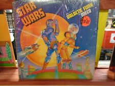 Star Wars and other Galactic Funk by Meco Millennium Records VG+ 1977