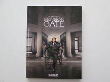LE MAITRE DE BENSON GATE T1 REEDITION TBE/TTBE ADIEU CALDER