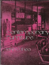 Contemporary Furniture Book Shea Construct  Eames Mid-Modern Mid Century