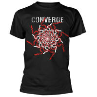 Converge Snakes Shirt S-XXL Hardcore Punk Metal Band T-Shirt Official Tshirt