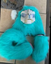 Furred Mask With Two Tails! (fursuit)