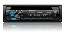Pioneer DEH-S4100BT 1-DIN Car Stereo In-Dash CD MP3 USB Receiver w/ Bluetooth