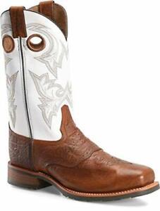 Double-H Boots - Mens - Marty Color COGNAC