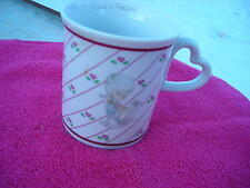Precious Moments porcelain coffee cup mug 1986 Enesco Love Is Patient