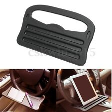 Car SUV Steering Wheel Laptop Work Table Desk Mount Stand Food Drink Tray Holder