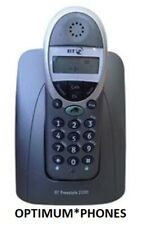 BT FREESTYLE 2100 CORDLESS DECT WALL MOUNTABLE TELEPHONE