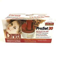 Caruso ProSet 16 Rollers 3 Sizes Professional Molecular Steam Hairsetter 561030