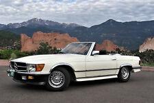1972-1989 Mercedes 280 380 450 500 560 5.0 SL SLC Fender Trim (Short Style)
