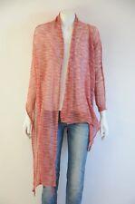 'Scanlan & Theodore' Women's Pink Cotton Knit Shrug {One Size}