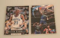 1995-96 Topps Gallery Photo Gallery 2 Rookies Kevin Garnett