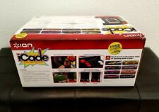 ION iCade Bluetooth Video Gaming System For Apple iPad *NEW*