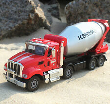 KDW 1:50 Transport Cement Mixer Truck diecast metal model vehicle new in box