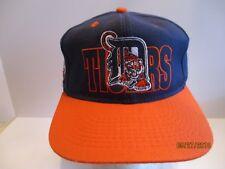 DetroitTigers Baseball Cap Navy Blue Orange SnapBack Cap Genuine Mdse.Apparel #1