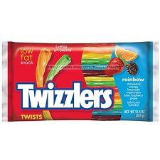 TWIZZLERS^ 12.4 oz Bag RAINBOW Strawberry+Orange+Grape TWISTS Candy Exp. 1/18+