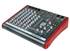 Allen & Heath AHZED1010-Channel USB Professional Broadcast Mixer home record