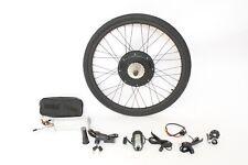 48V 1500W 28 Zoll Hinterrad E-Bike ebike Umbausatz mit Reifen und Schlauch Neu