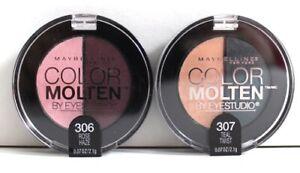 Maybelline Color Molten Eyeshadow Duo