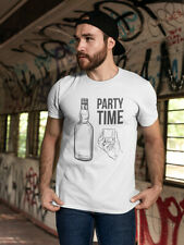 Party Time Graphic Tee Men's -Image by Shutterstock