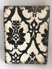 Sid Dickens Memory Block Black Lace Tile No: T99 Released 2002 Retired 2004 Rare