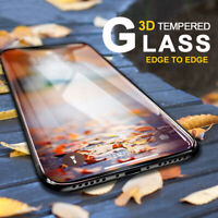 3D 4D 5D 6D Curved Full Cover Tempered Glass Screen Protector For All Hot Phone