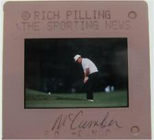 MARK McCUMBER NBC MASTERS US BRITISH OPEN 11 WINS  ORIGINAL SLIDE 2